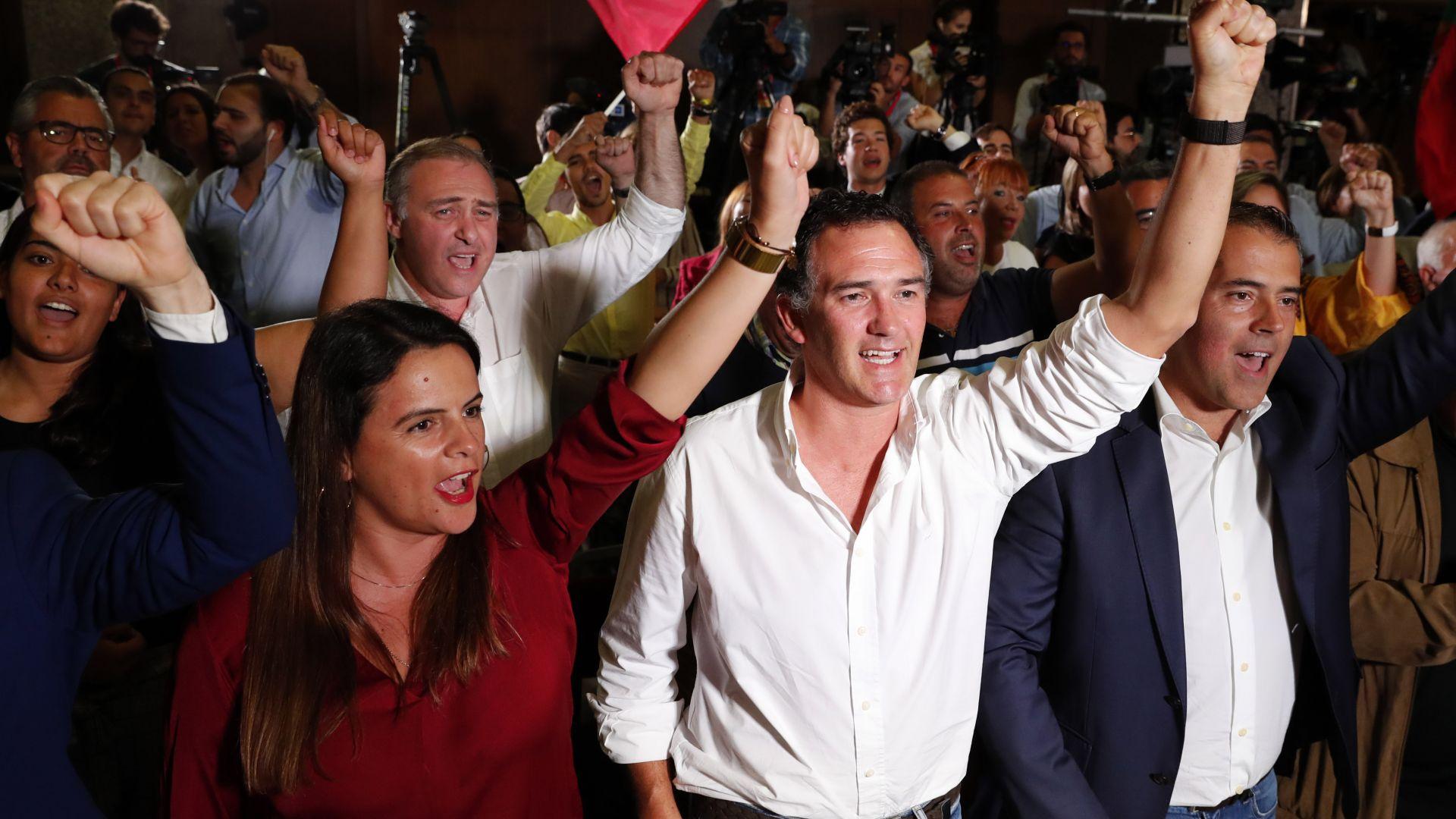 Очаква се изборна победа за португалския премиер Антониу Коща