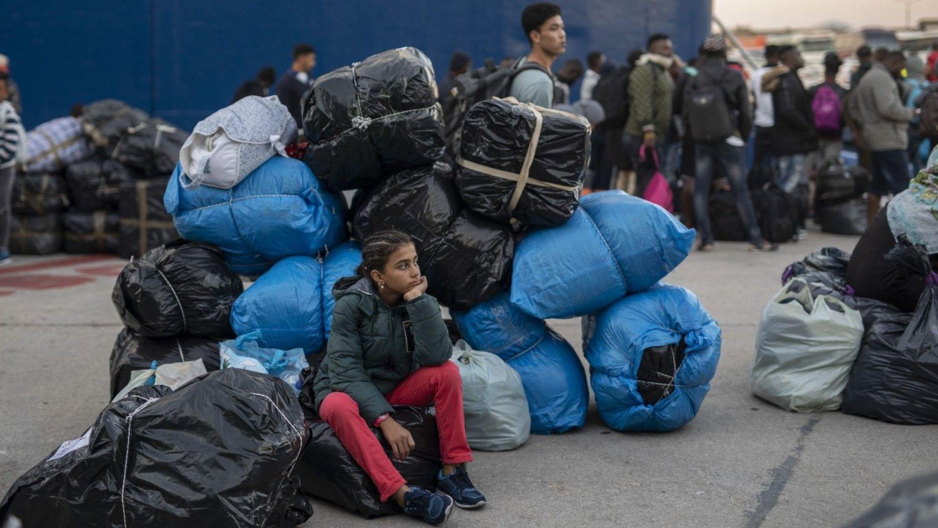 Ватикана приема 43 мигранти от остров Лесбос