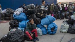 Брюксел призова да приемем деца от претъпканите бежански лагери в Гърция