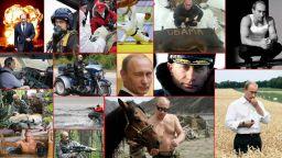 От Стожера Вова до Азиатския сатрап: Владимир Путин на 67