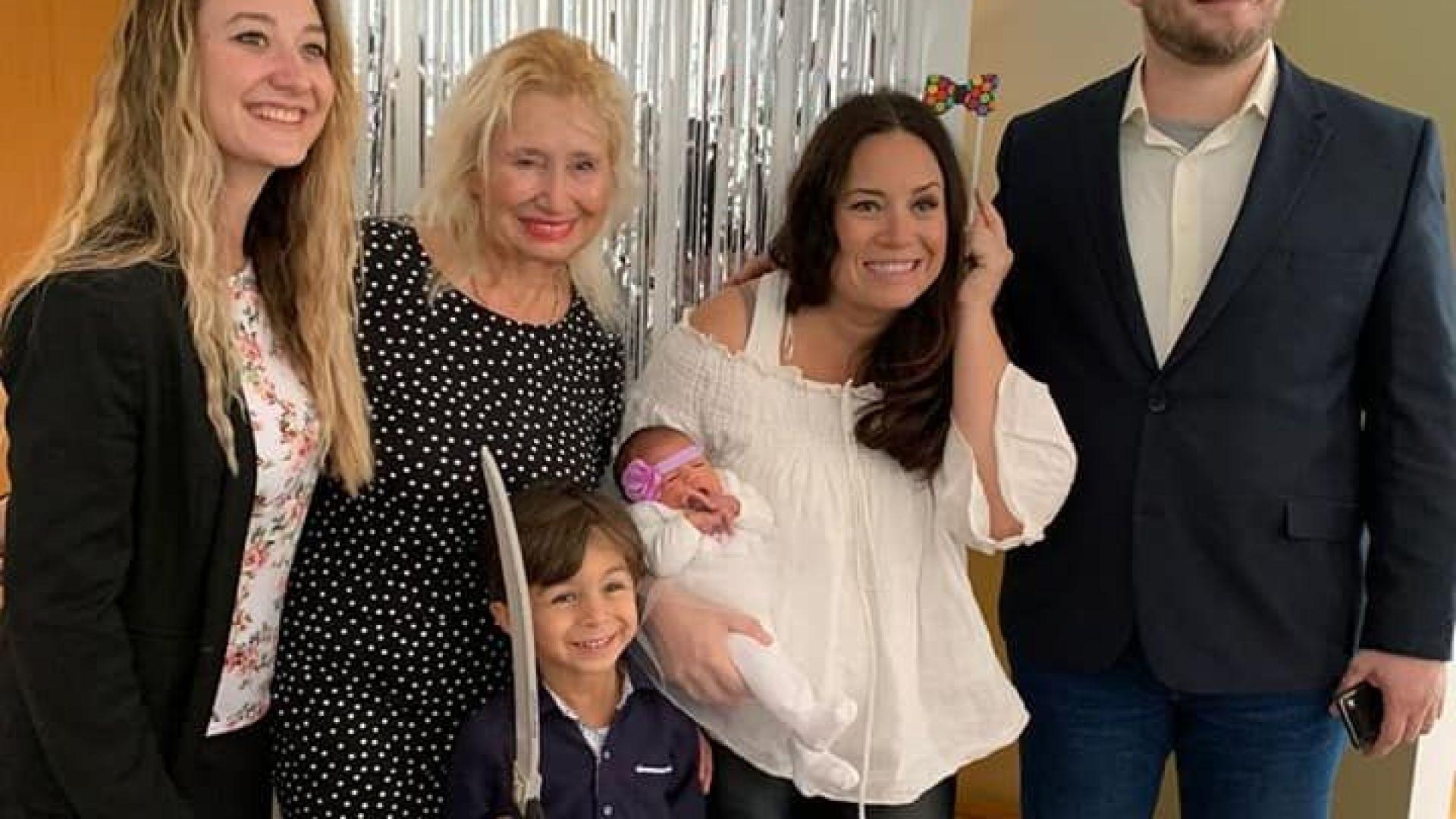 Соня Йончева стана майка и на момиченце (снимки)