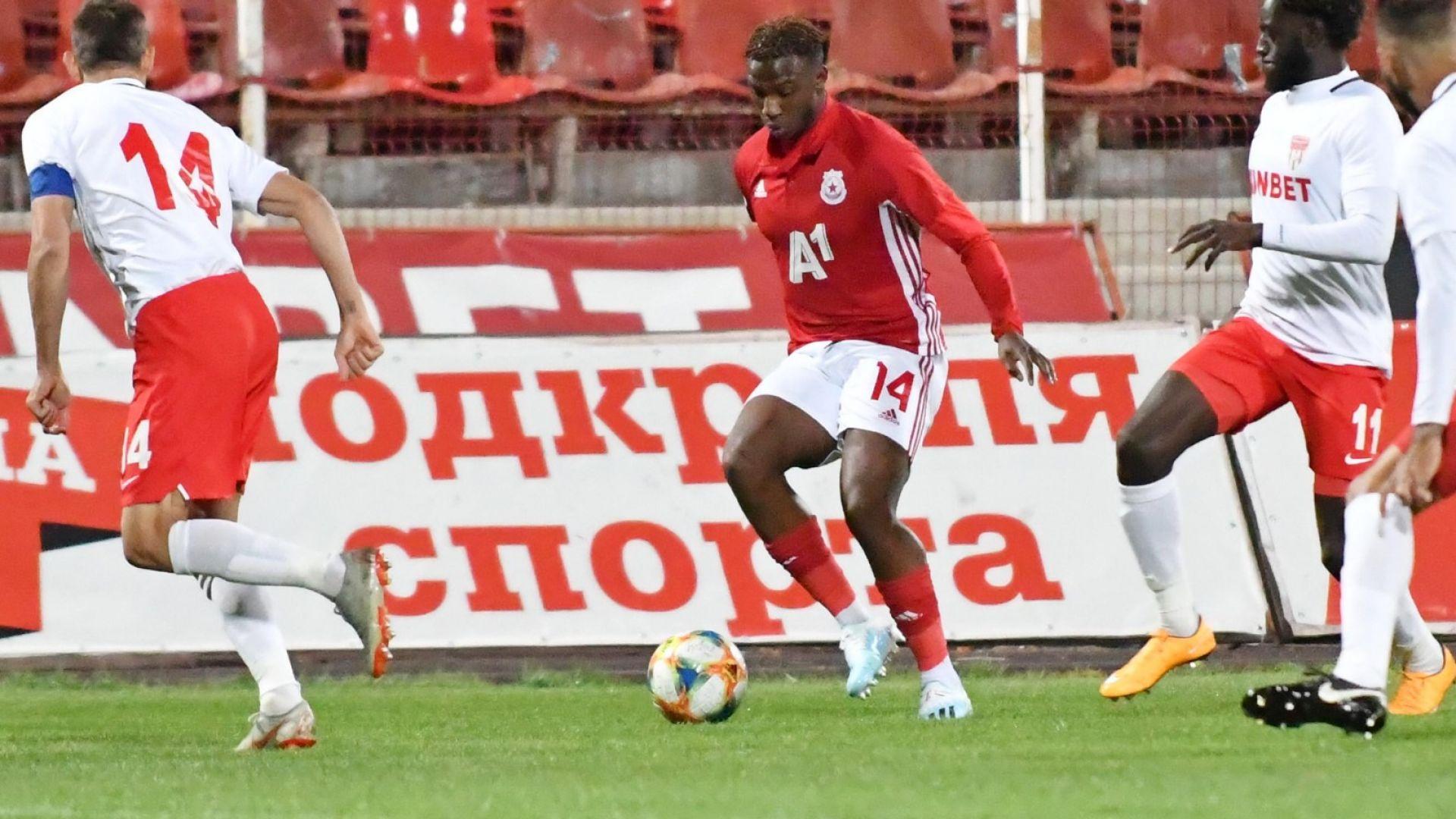 Вив Соломон-Отабор пред Winbet: Ще победим Славия с 3:0