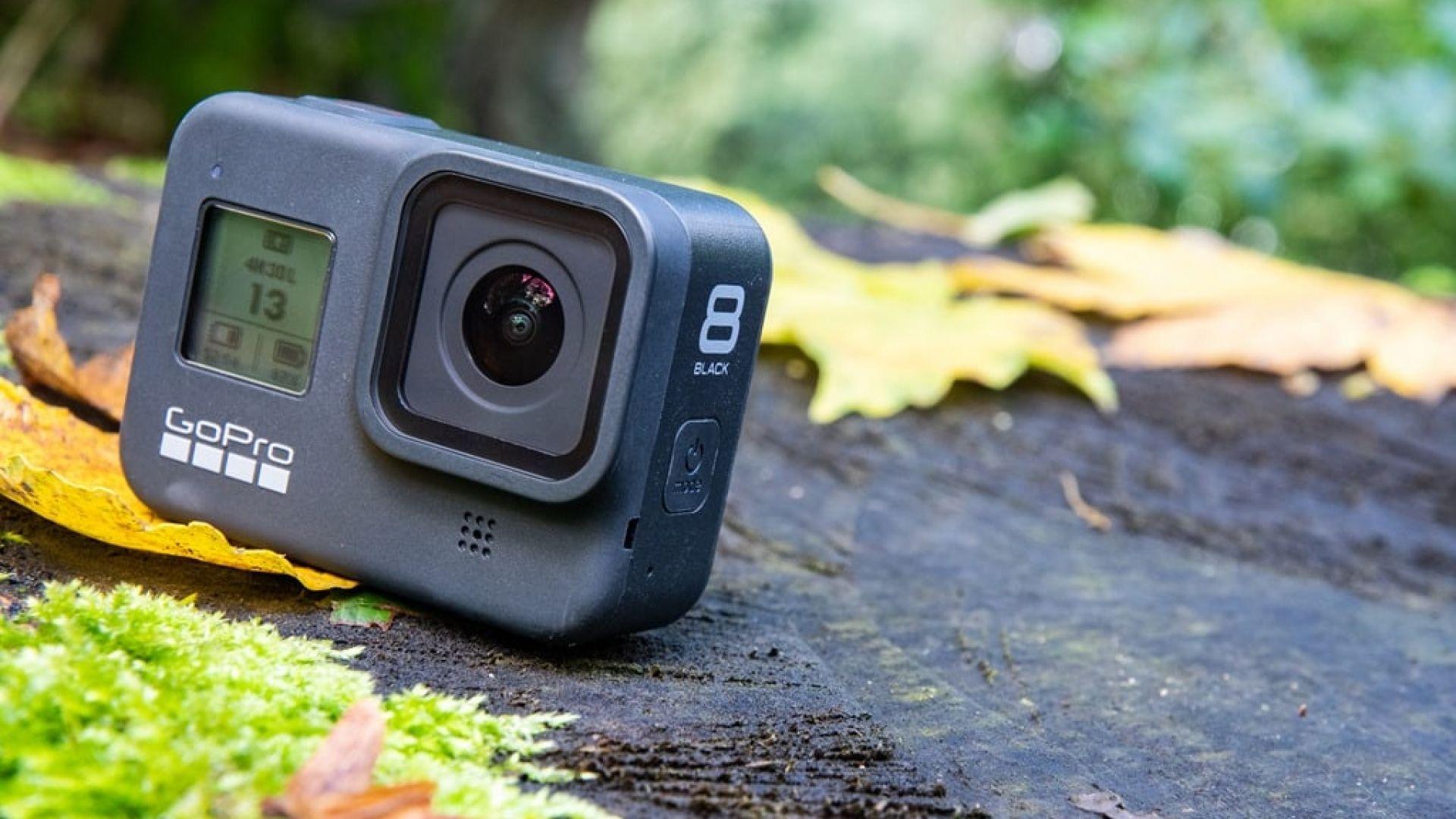 GoPro представи новата си екшън камера