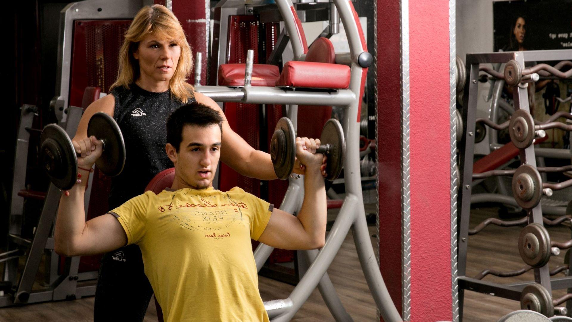 Когато фитнесът е страст, мотивация и стимул за живот