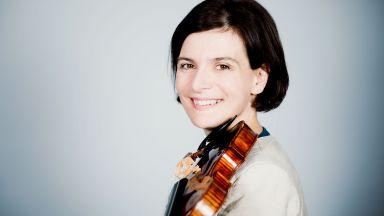 """Първата дама на Виенската филхармония Албена Данаилова - на """"Европейски музикален фестивал"""" 2021"""