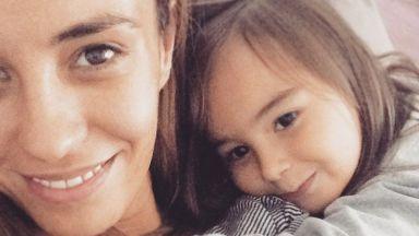 Синът на Радина Кърджилова и Деян Донков - дългокос и сладък като майка си