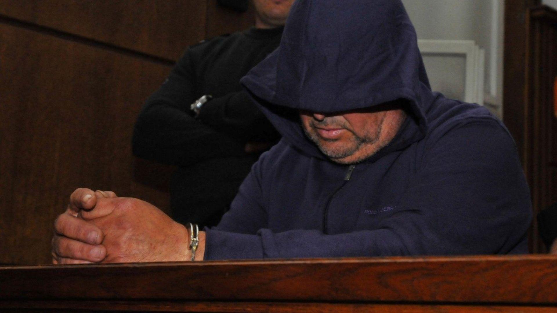 9 г. затвор за опит за убийство на сина на Киро Японеца