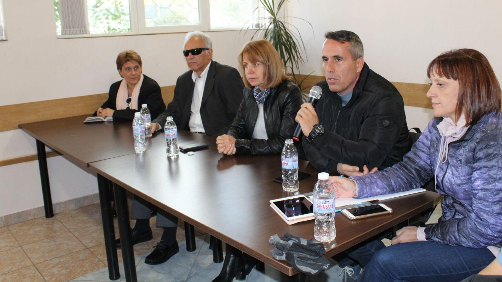 Фандъкова: 133 жилищни сгради в София се санират
