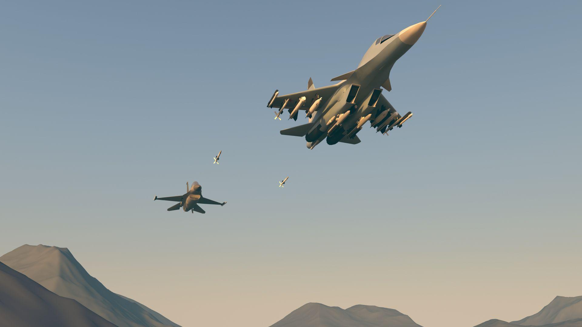 Турция бомбардира кюрдските позиции в Сирия