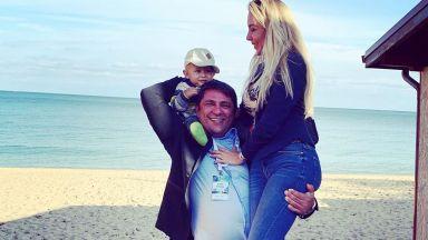 Антония Петрова с щастливи кадри от есенното море