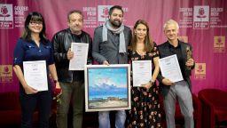 """""""В кръг"""" с три награди от """"Златна роза"""", тръгва по кината от 8 ноември"""