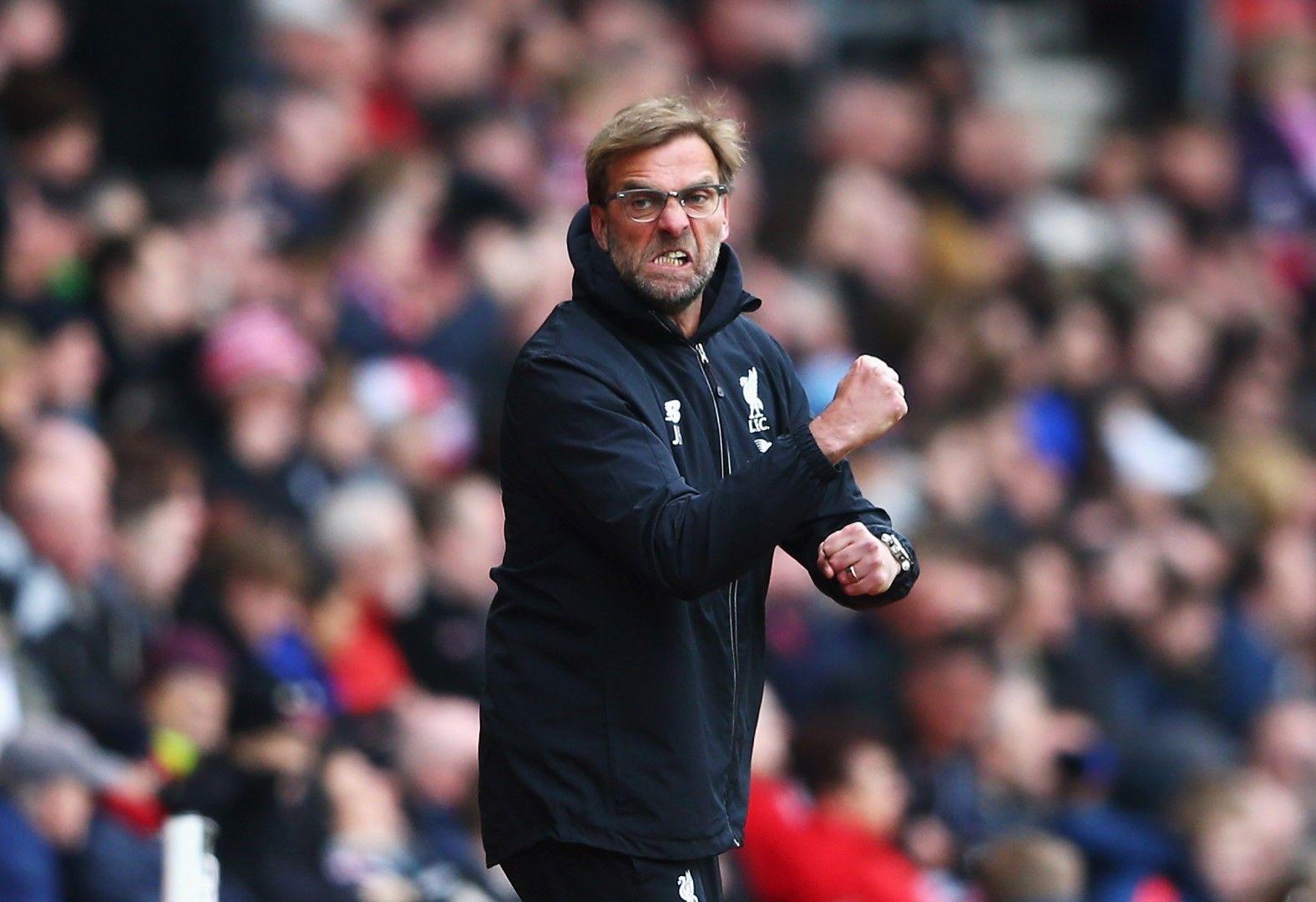 Клоп обаче изпълнява мисията - Ливърпул влиза в топ 4 и се завръща в Шампионската лига от следващия сезон