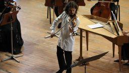 Виртуозният Елин Колев записа албум с музика на Вивалди