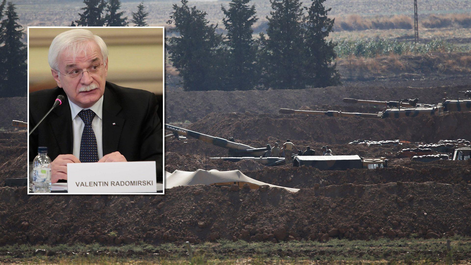 Турция планира военна операция срещу сирийската кюрдска милиция Сили за