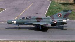 Виетнам превръща изтребителите МиГ-21 в дронове