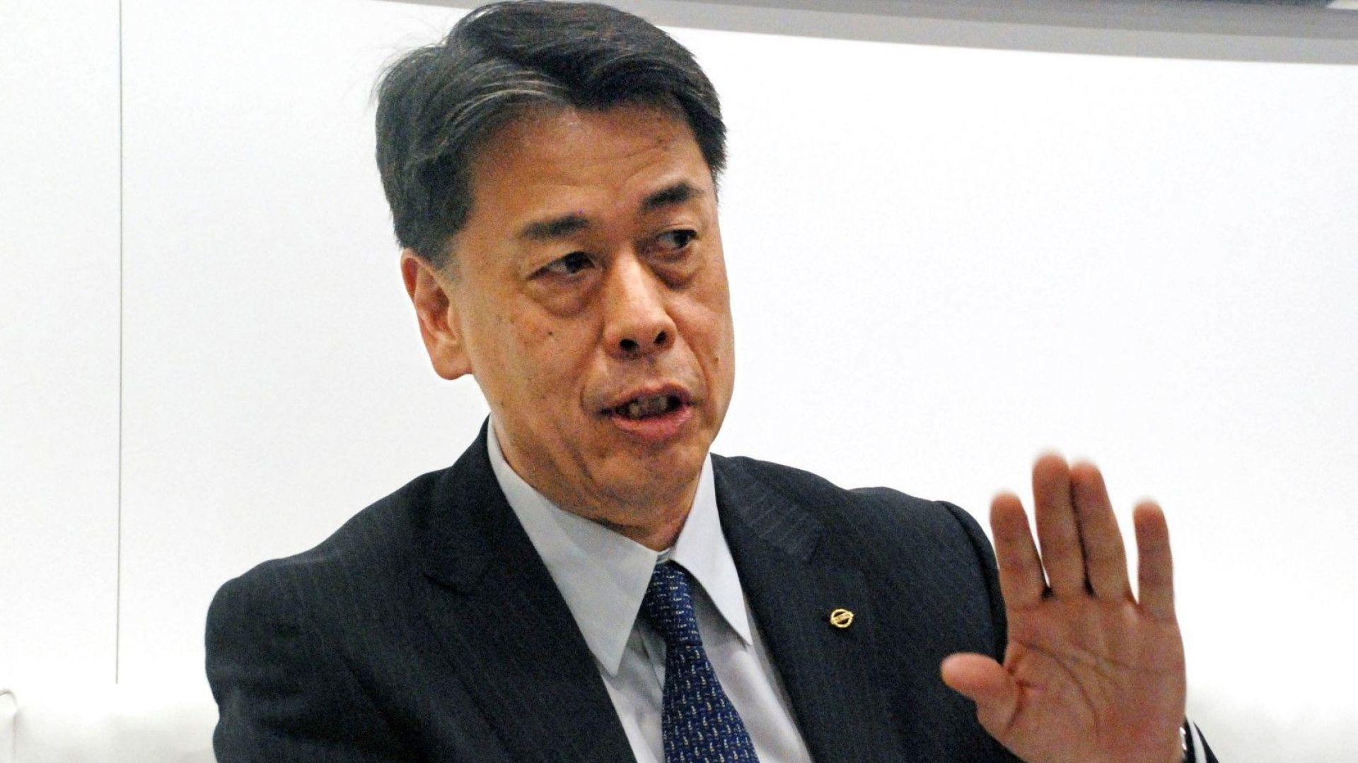 Макото Учида е новият главен изпълнителен директор на Нисан