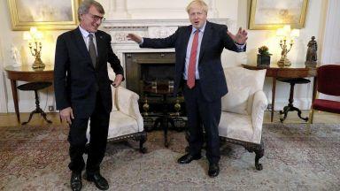 Джонсън заяви, че иска Брезкит със сделка, но и без нея Великобритания напуска ЕС