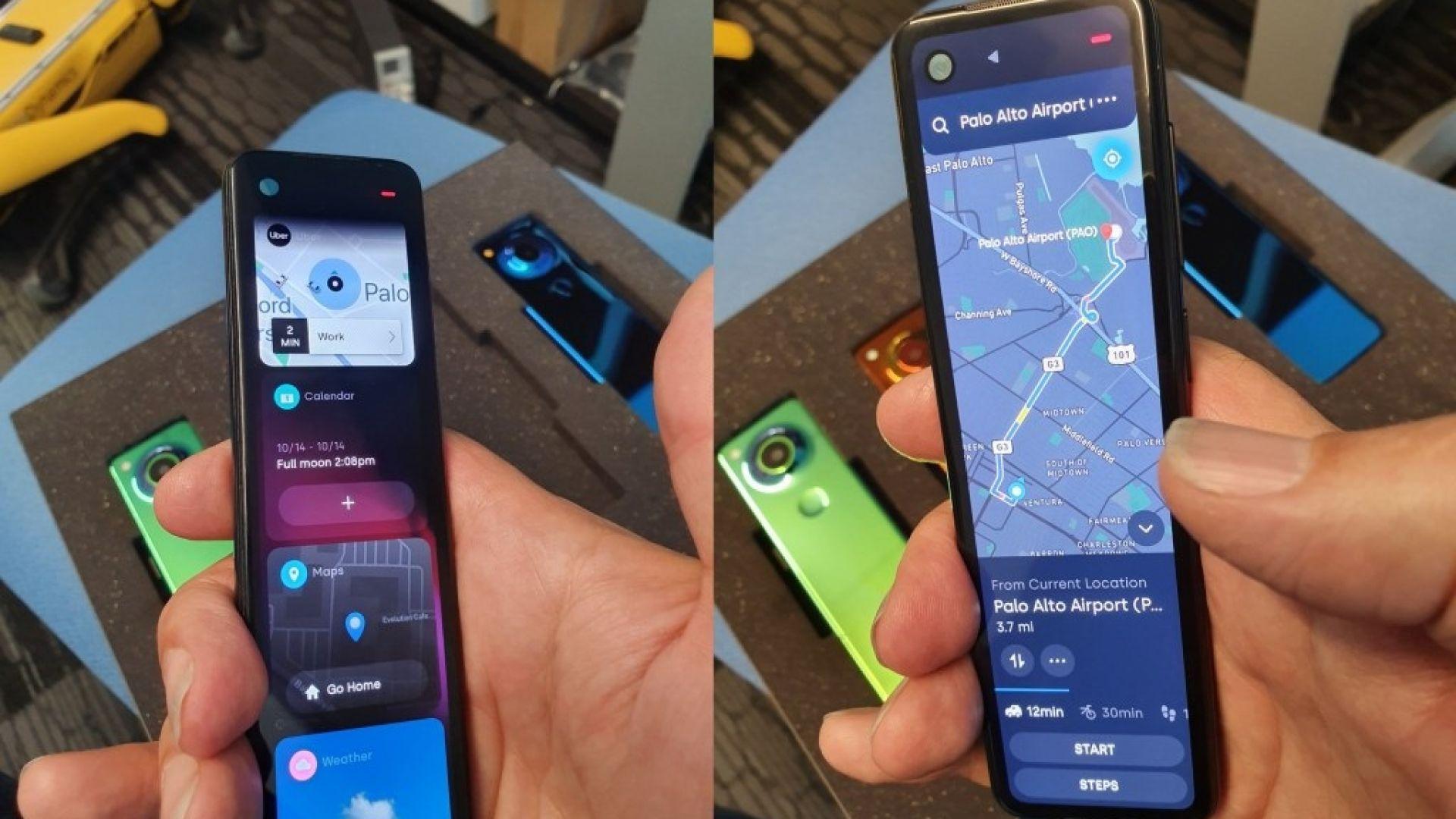 Essential показа смартфон с изненадващ дизайн