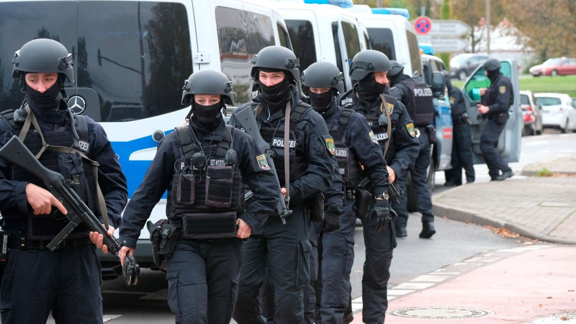 Стрелба в два града в Германия, има убити