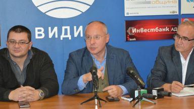 Станишев във Видин: С новия ляв еврокомисар по регионална политика ще работим за пари за най-бедните региони