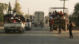 """94 000 сирийци са се върнали в района на операция """"Извор на мира"""" за 10 дни"""
