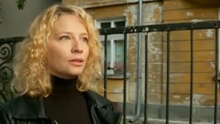 Мария Попова - майка на пострадалото дете