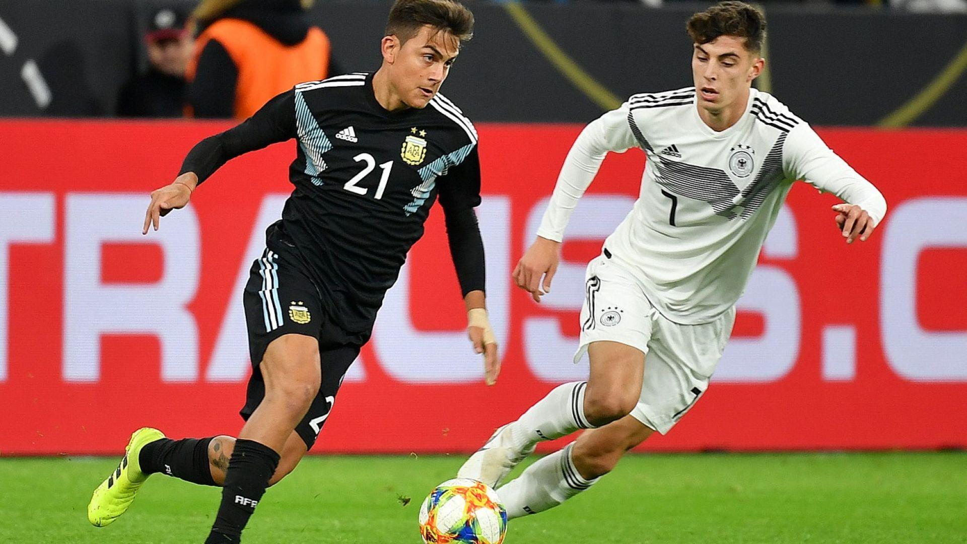 Германия пропиля два гола в първия си мач без световен шампион