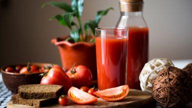 Доматеното пюре подобрява мъжката плодовитост