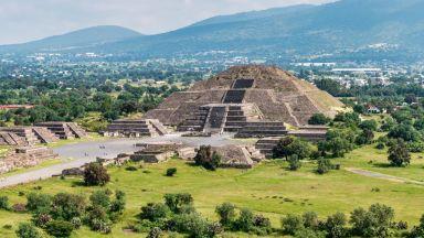 Маите са изчезнали заради вулкан?