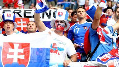Расизъм и в Словакия- националният тим и шампионът с наказания