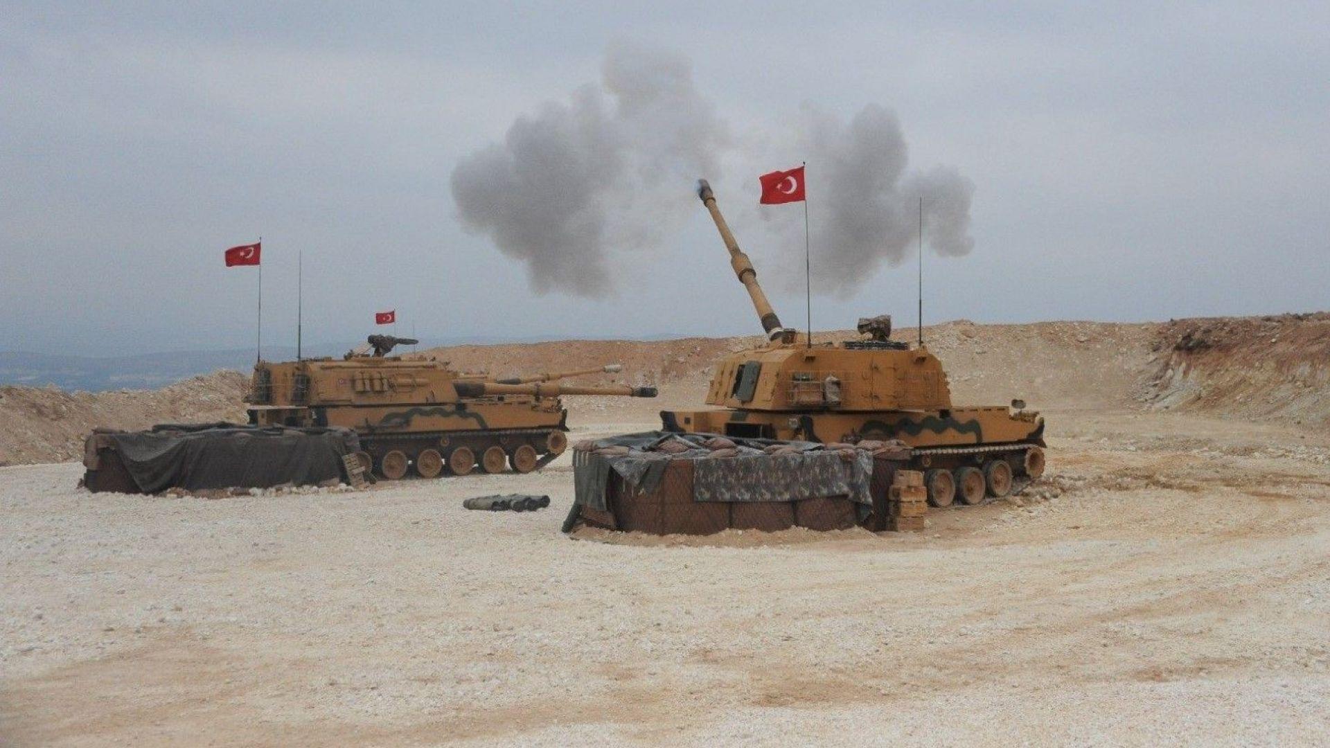 """""""Ердоган иска да прогони кюрдите, а после да анексира Северна Сирия"""""""