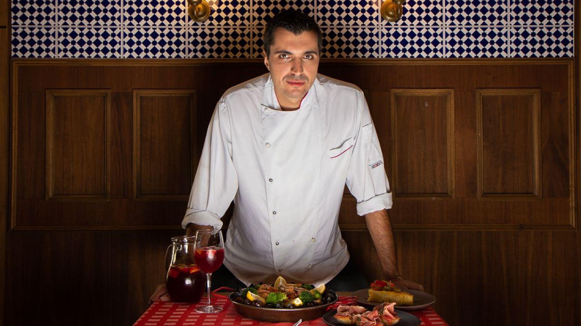 """Шеф Ташков от ресторант """"Бодега"""": Ползваме продукти, които се внасят специално за нас"""