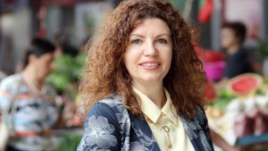 Мария Илиева: Няма да строят на пазара в