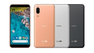 Sharp направи смартфон издържащ 1 седмица без зареждане