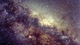 Как изглежда центърът на Млечния път (снимки)