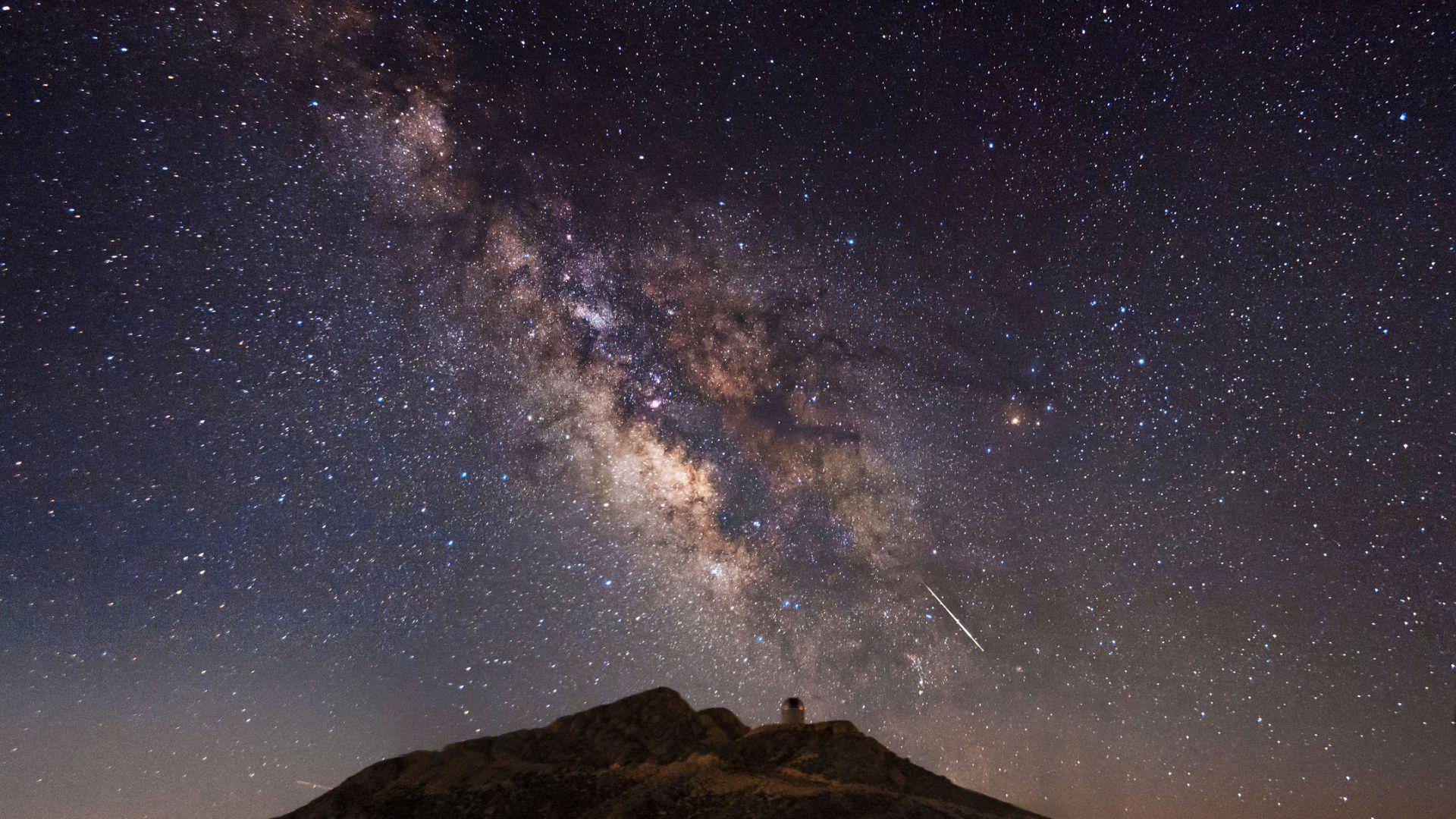 Астрономи разкриха загадка, свързана с древен сблъсък в Млечния път