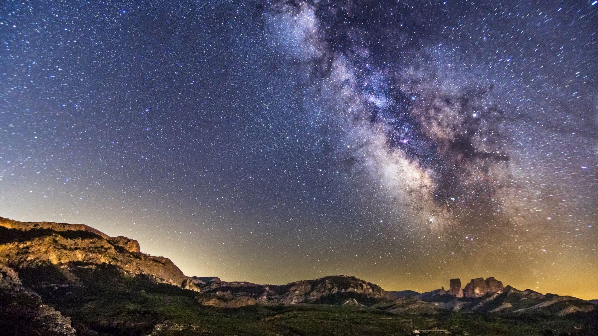 Разкриха тайната на възникването на Млечния път