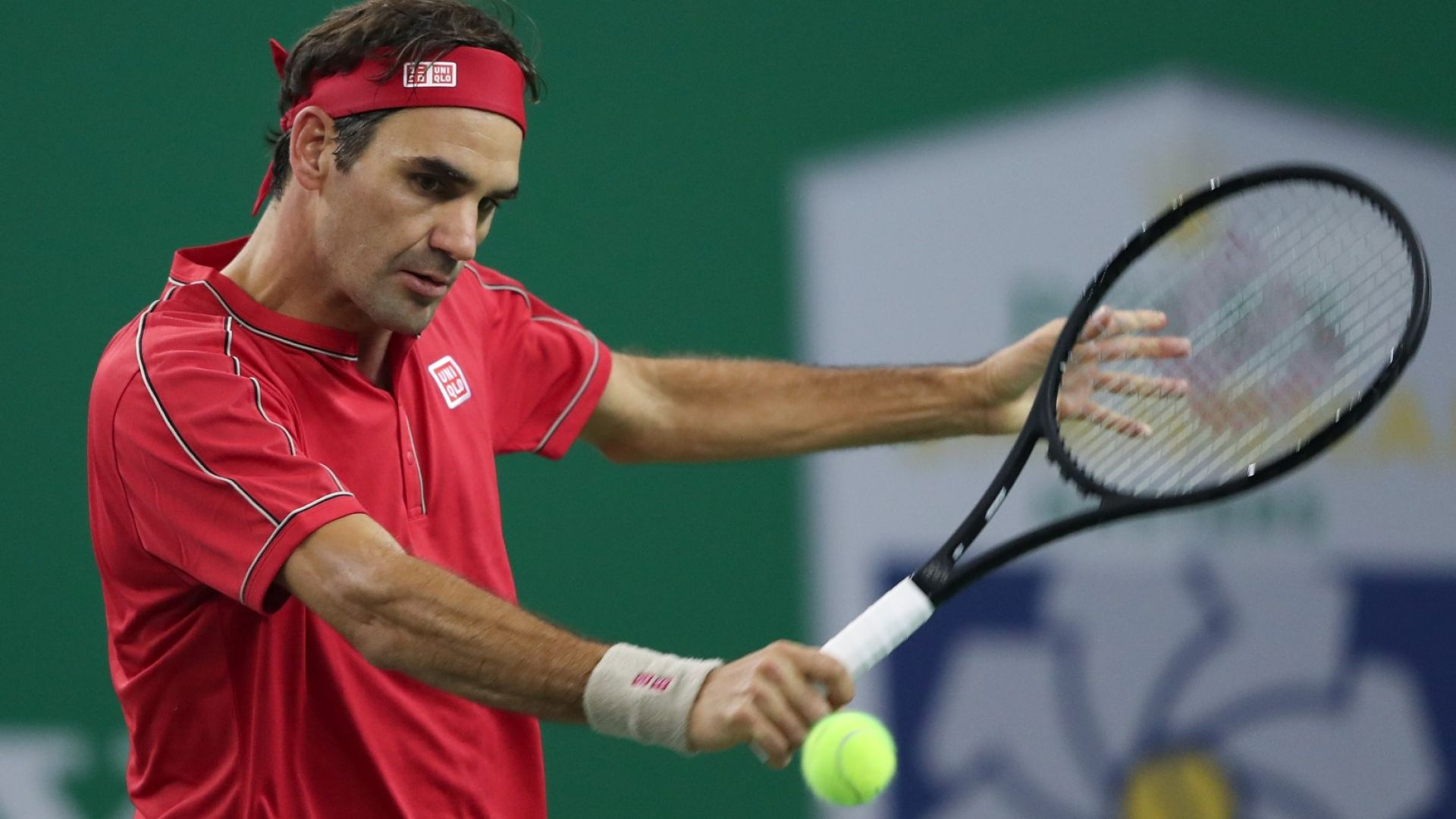 Гофен заведе Федерер до ръба в Шанхай (резултати)