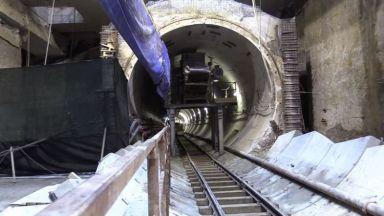 Изоставят две тунелопробивни машини под прочутия Римски форум