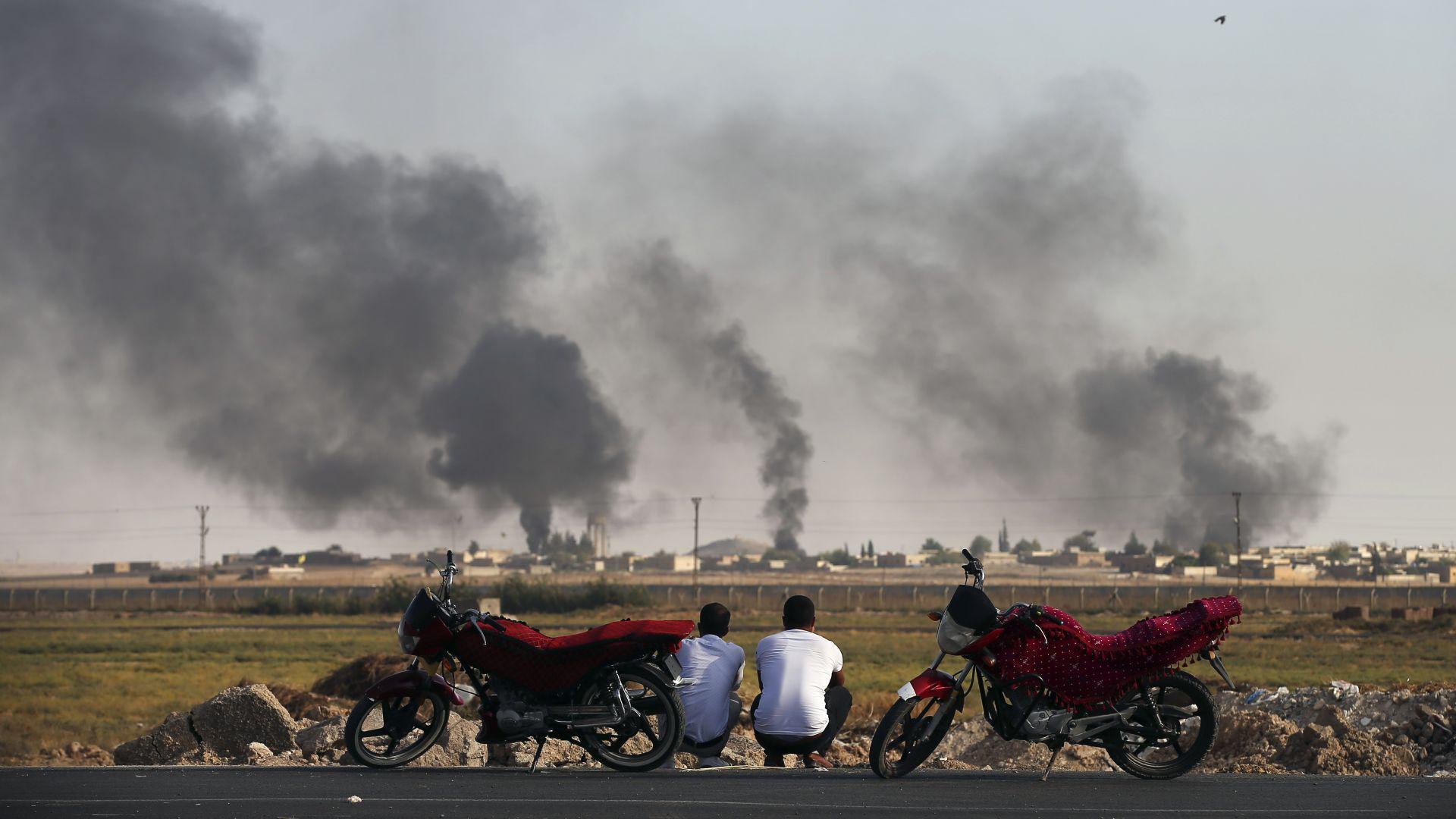 Израелски офицери от резерва искат страната им да помогне на сирийските кюрди