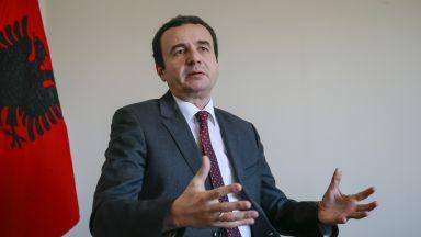 Курти: Край на идеята за размяна на територии със Сърбия