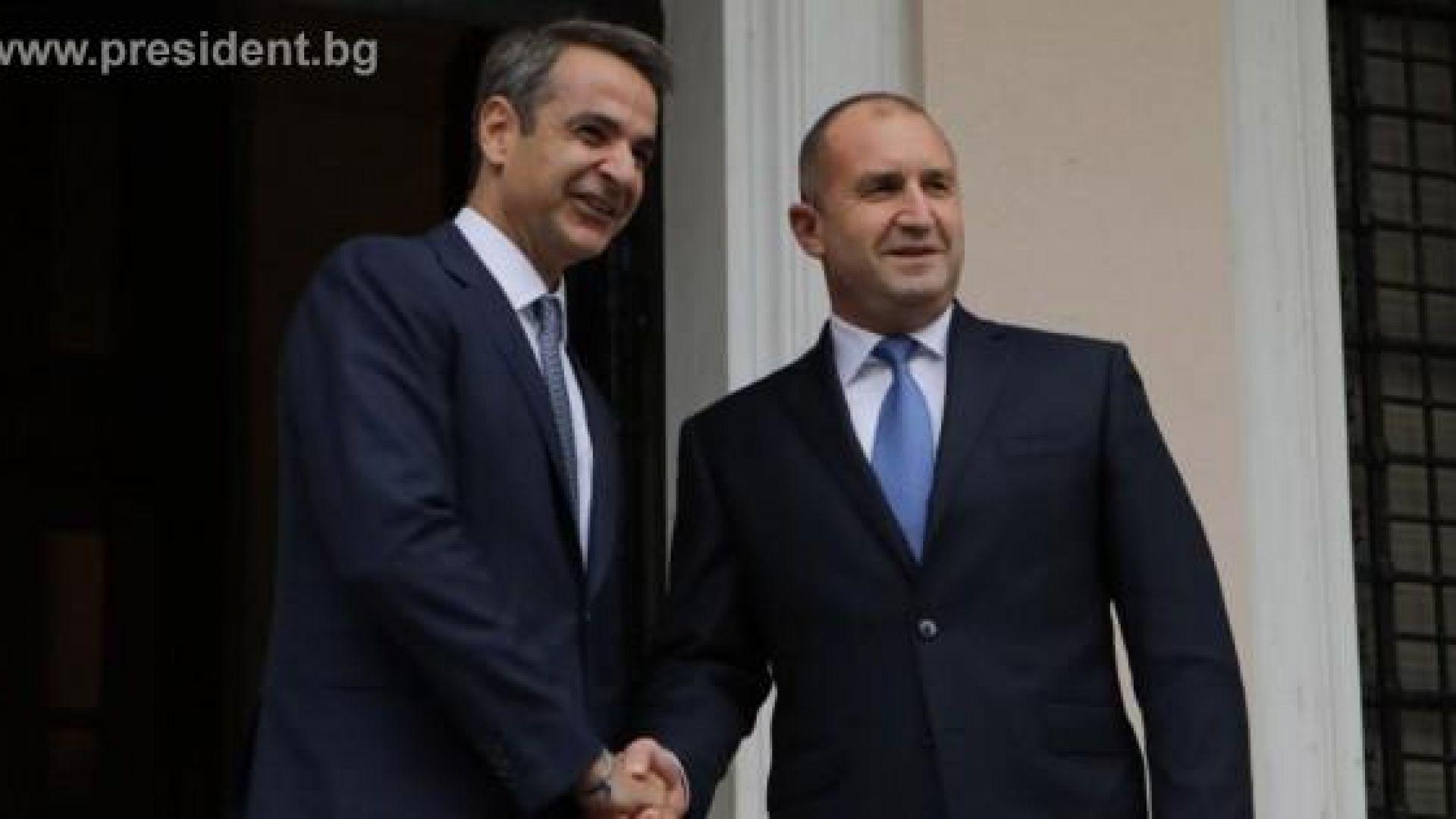 България и Гърция ще охраняват небето на Северна Македония
