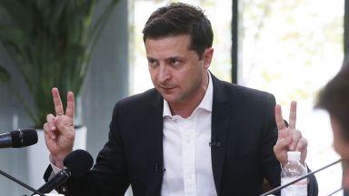 Зеленски даде 14-часова пресконференция, което е нов световен рекорд