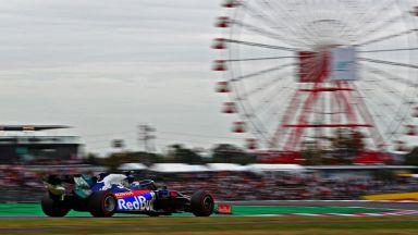 Официално: Тайфунът oбърка сметките във Формула 1