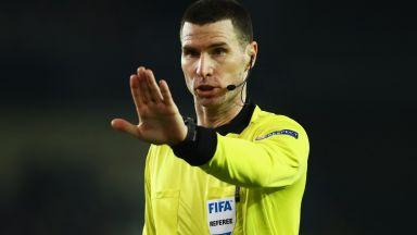 БФС посочи съдията за реванша между Лудогорец и ЦСКА