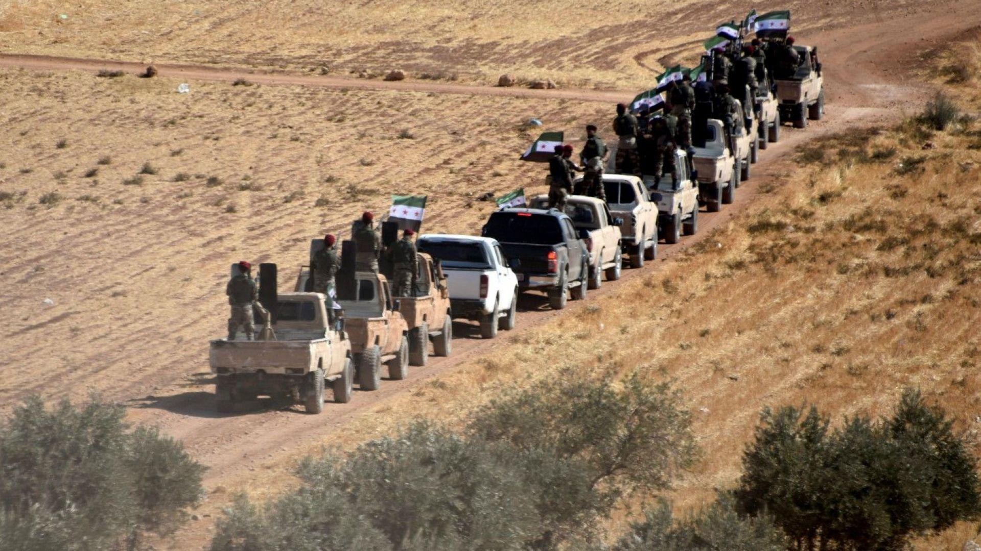 Турската армия свали сирийски хеликоптер