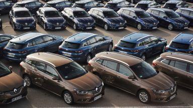 Продажбите на нови коли в ЕС са се увеличили с 8,6%, а в България - с 9,2% през октомври