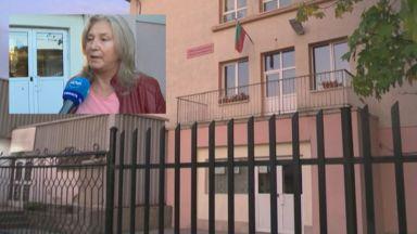 Протест в защита на учителката, за която се твърди, че е ударила с чин дете