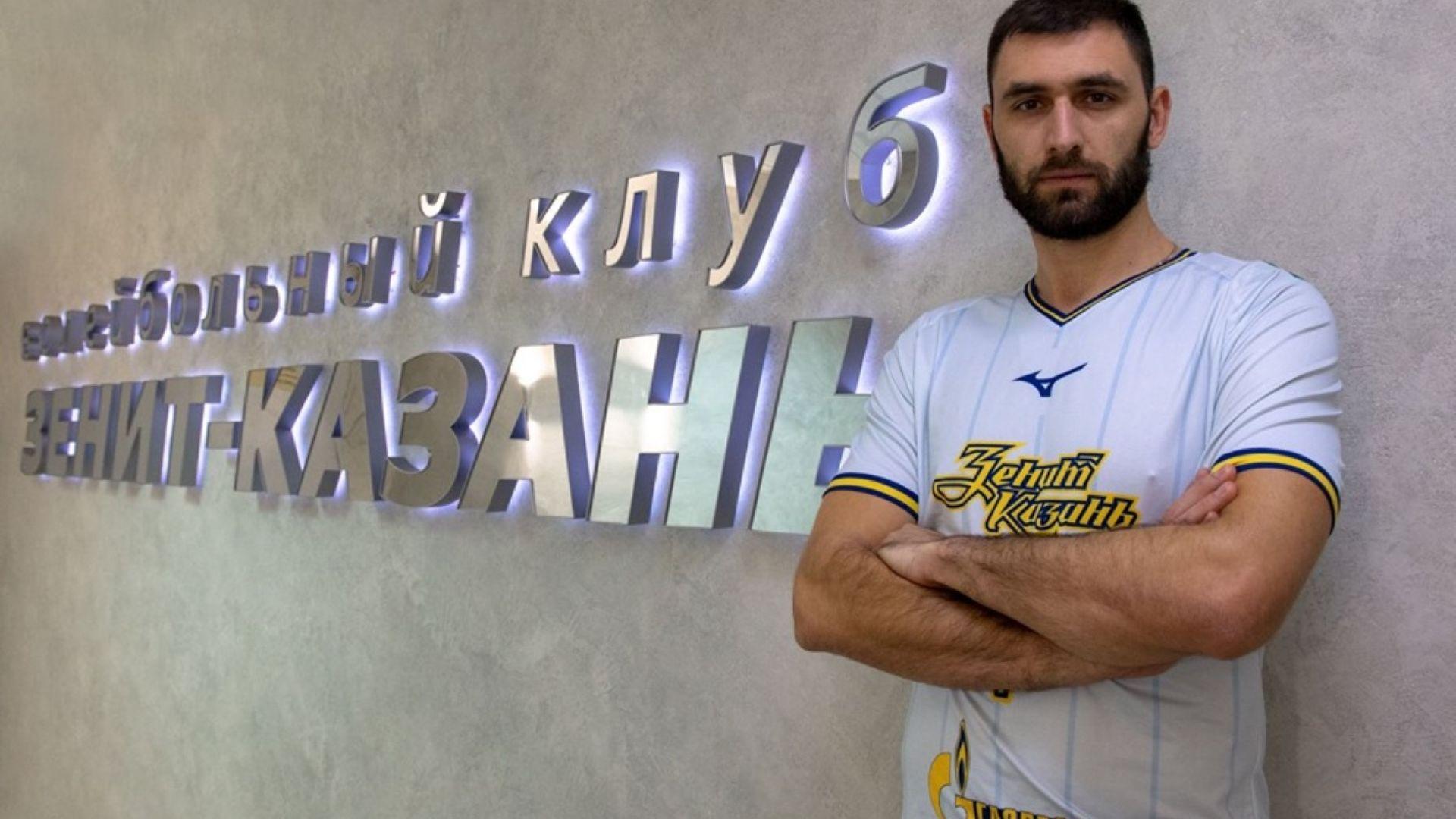 Зенит официално представи новата си звезда Цветан Соколов