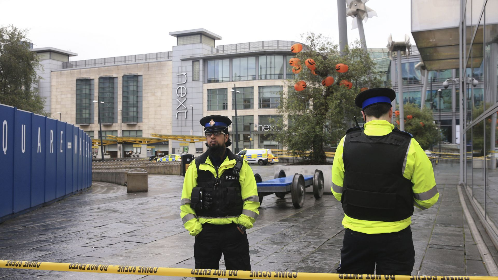 Обвиниха нападателя от Манчестър в тероризъм
